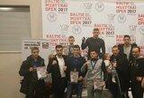 Baltijos muaythai čempionate triumfavo H.Vikšraitis, S.Maslobojevas ir J.Mocka