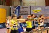 A.Tamašauskaitė ir D.Vaivada iškovojo Europos jaunimo čempionato bronzą