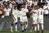 """Madrido """"Real"""" Tarptautinėje Čempionų taurėje nugalėjo """"Juventus"""""""