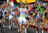 """Trečiajame """"Circuit Franco-Belge"""" dviračių lenktynių etape A.Kruopis finišavo 4-as"""