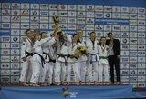 Kaune baigėsi Europos jaunių dziudo čempionatas