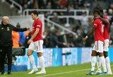 """E.Van Der Saro verdiktas: """"Man United"""" per pastaruosius keletą metų prarado žaidėjus, pasižyminčius stipriais charakteriais"""""""