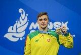 Neįtikėtina: gimnastas R.Tvorogalas – Europos žaidynių čempionas!
