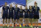 Lietuvos aukščiausios lygos komandiniame čempionate triumfavo Panevėžio BK badmintonininkai
