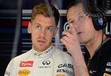 """S.Vettelis: """"Bolido valdymas nepasikeitė"""""""