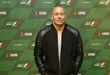 """MMA legenda G.St-Pierre'as apie sugrįžimą į UFC: """"Dabartinis aš įveiktų čempionišką GSP"""""""