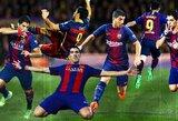 """""""Barcelona"""" patvirtino: L.Suarezas už 6mln. eurų keliasi į """"Atletico"""""""
