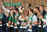 Iškilmingoje ceremonijoje apdovanotos geriausios LRL komandos ir žaidėjai