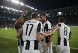 """Pamatykite: """"Juventus"""" klubo triumfas, pasiekus finalą"""