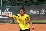 T.Tarasevičius su partneriu Graikijoje po dramatiškos kovos nepateko į ketvirtfinalį