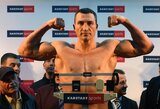 V.Kličko ir A.Joshua kovos laukiantiems bokso gerbėjams – geros naujienos