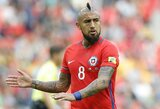 """A.Vidalis: """"Čilės rinktinės turės bijoti visi """"Copa America"""" turnyre"""""""