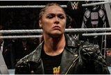 R.Rousey paaiškino, kodėl nesiruošia sugrįžti į WWE