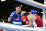 V.Stapulionis ir E.Petrausko skriaudikas – Lietuvos bokso čempionai