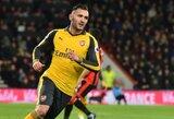 """""""Arsenal"""" puolėjui L.Perezui siūloma 10 metų sutartis"""