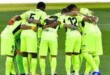 """""""Atletico"""" susitikimas su """"Huesca"""" baigėsi nulinėmis lygiosiomis"""