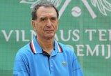"""Žinomas ITF teniso ekspertas: """"Trenerio gebėjimas bendrauti yra svarbiau už viską"""""""