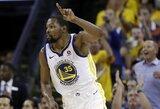 K.Duranto mirtinas dūris pripažintas NBA dienos momentu