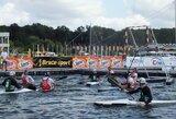Europos kanupolo čempionate – dar dvi Lietuvos vyrų rinktinės nesėkmės