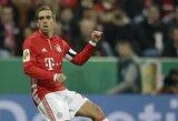 """P.Lahmas: """"Bayern"""" dominuoja, nes kitoms komandoms trūksta kokybės"""""""