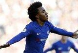 """Willianas nori ilgam susieti savo ateitį su """"Chelsea"""""""