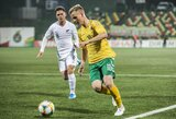 Paaiškėjo Baltijos futbolo taurės varžybų datos