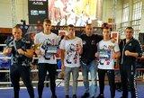 """""""World Grand Prix"""" kikbokso turnyre lietuviai iškovojo 2 bronzos medalius"""