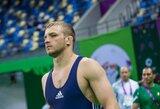 Imtynininkas J.Matuzevičius Europos žaidynėse liko per žingsnį nuo vietos mažajame finale (komentaras)