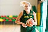 Moterų krepšinio rinktinė pasiruošimą Europos čempionato atrankai pradėjo Kaune