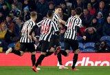 """""""Man City"""" futbolininkai krito prieš lygos autsaiderius"""