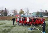 Šeštadienį įvyks pirmosios amerikietiško futbolo rungtynės Lietuvoje