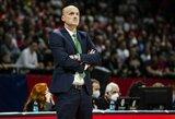J.Zdovcas: apie nuviliantį E.Mudiay, pagerėjusią gynybą ir klubo problemas