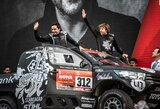 Paaiškėjo tikslūs lietuvių startų laikai pirmajame Dakaro ralio etape