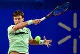 Paaiškėjo pirmasis R.Berankio varžovas ATP 500 turnyro Roterdame kvalifikacijoje