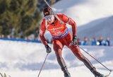 Lietuviai olimpiados atidaryme žengs penkiolikti