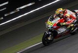 V.Rossi dėmesį skiria sekmadienio lenktynėms