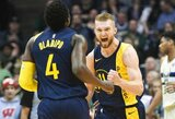 """""""Pacers"""" žvaigždė dėl tobulėjančio D.Sabonio ir M.Turnerio laukia ypatingo sezono"""