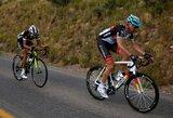 Klasikinėse lenktynėse Belgijoje nefinišavo daugiau nei 150 dviratininkų, G.Kaupas liko 18-as