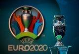 UEFA nesutaria: kaip vadinsis nukeltas Europos čempionatas?