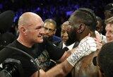 """D.Wilderis: """"T.Fury nėra čempionas, mums dar liko viena kova"""""""