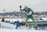 Pasaulio slidinėjimo čempionate greičiausi sprinteriai buvo norvegai, lietuviai neįveikė kvalifikacijos