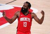 """J.Hardeną domina galimybė žaisti """"Nets"""" klube"""