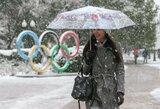 TOK paskelbė, kaip vadinsis Rusijos olimpiečių komanda Tokijo ir Pekino olimpinėse žaidynėse