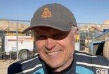 """G.Petrus dar nežino, ar kitais metais dalyvaus Dakare: """"Tokių pačių trasų nesinorėtų kartoti. Užteko"""""""