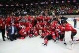 Paaiškėjo visi Lietuvos ledo ritulininkų varžovai pasaulio IA čempionate