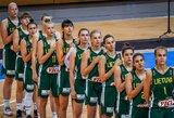 Po dramatiškos kovos prancūzes parklupdžiusi Lietuvos U16 merginų rinktinė pateko į Europos čempionato finalą