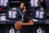 """R.Rubio grįžta žaisti į """"Timberwolves"""""""