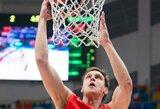 """CSKA užtikrintai nugalėjo """"Crvena Zvezda"""""""