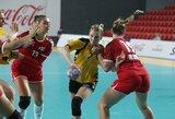 Šveicarėms pralaimėjusios septyniolikmetės išsaugojo galimybes žengti į čempionato pusfinalį