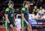 Lietuvos moterų rankinio rinktinė sužinojo varžoves Europos čempionato atrankoje